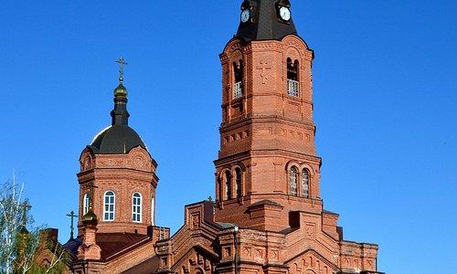 Курган. Собор святого Александра Невского
