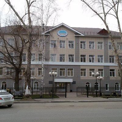 Корпус педуниверситетана ул.Герцена