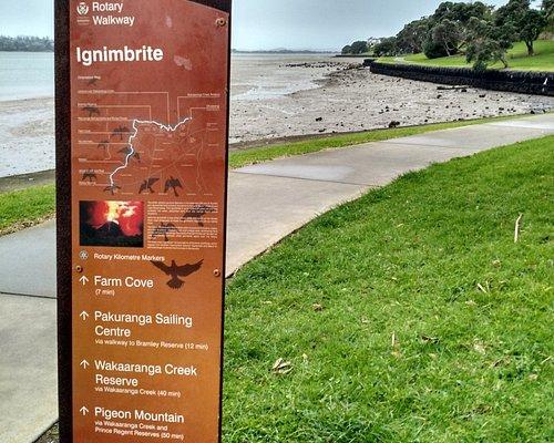 Informative and fun walkway