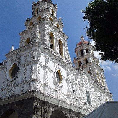 La Compania Templo del Espiritu Santo.