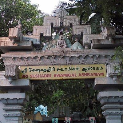 Seshadri Swamigal Ashram - 2