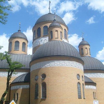 Cerkiew Ikony MB Czestochowskiej