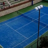 tennis in kefalonia...
