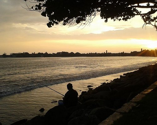 Near the Galle Fort. Sri Lanka.