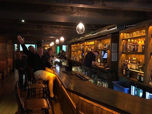 Great pub! Nice people. Wonderful bartender, David.