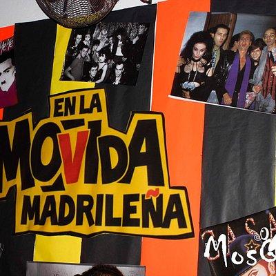 Fiesta Movida Madrileña