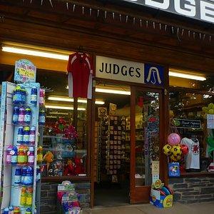 Judges, Betws-y-Coed