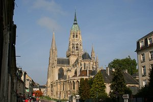 Cathedrale Notre-Dame | Bayeux, Calvados, France