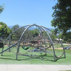 Playground Climbing Structure, Par Rah Park, Sparks, NV