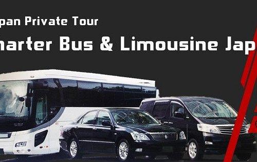 Charter Bus & Limousine Japan