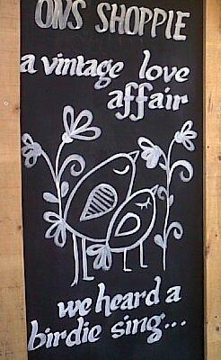 A Vintage Love Affair