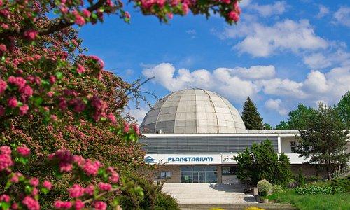 Olsztyńskie Planetarium fot. D.Prokopczuk