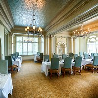 Private dining option in the Silver Room.
