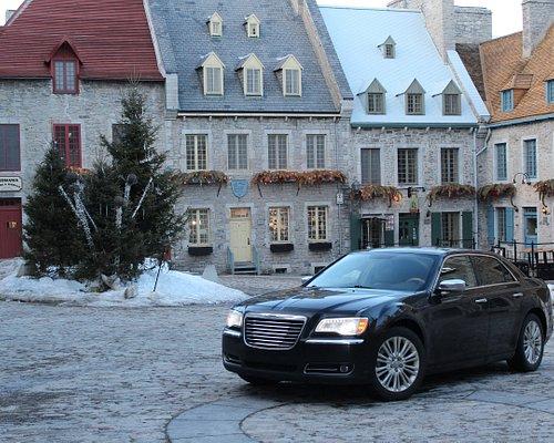Private city tour in a Sedan