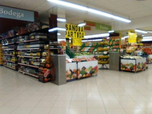 El Supermercado.