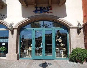 Front of the Palm Springs Store