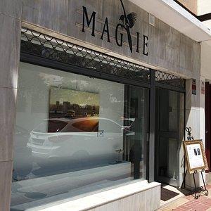 Magpie Art Gallery, Marbella
