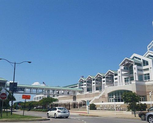 Arthur R. Outlaw Convention Center