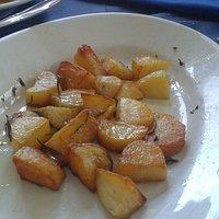 e le patate arrosto