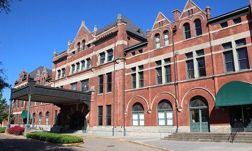 Montgomery Visitors Center - Union Station