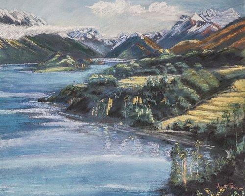 Annette Thomson Art Gallery 1