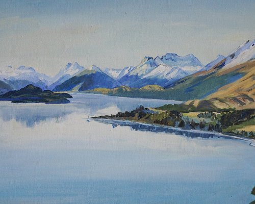 Annette Thomson Art Gallery 2