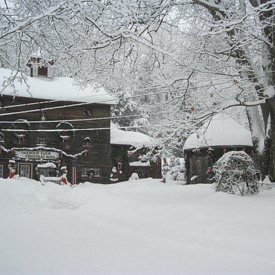 Our shop is located in our 170 year old barn.