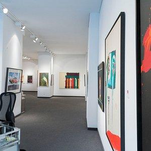 Galerie Kaiblinger Spiegelgasse 21