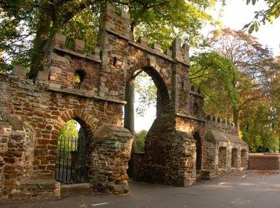 The Medieval Gate, The Walks, Kings Lynn