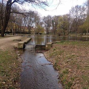 Tovarníky Chateau and Park