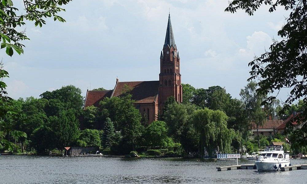 Röbel, St.Marien Kirche