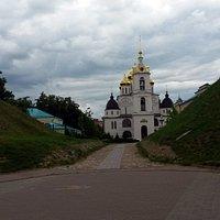 Кремль и вал