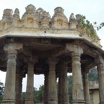 Melkote Temple Wildlife Sanctuary