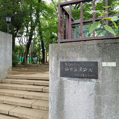 諏訪台通り側入口