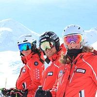 Skischule Saas-Fee