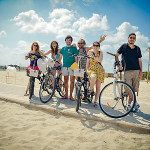 Electric and City Bike Tours
