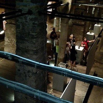 The Nakilbent Cistern