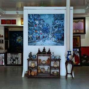 Art Gallery of Hanoi's potential artists