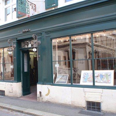 Galerie HILT Basel