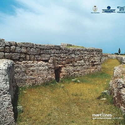 Le possenti mura messapiche - Foto Confguide / Meetlines