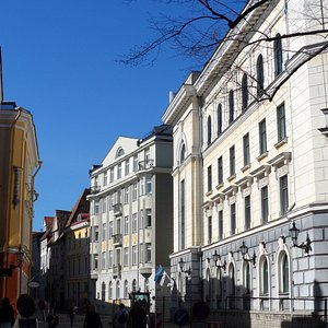 Lovely buildings