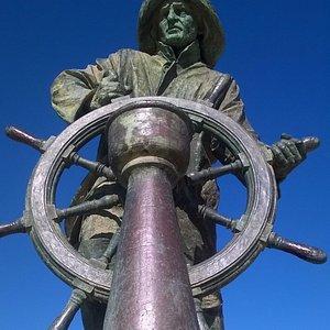 Estátua do Homem do Leme