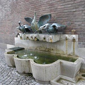 Гусиный фонтан
