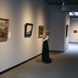 In the Gallery Voblikov