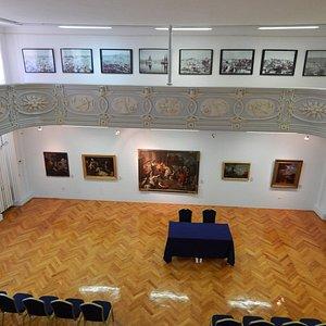 Mali Lošinj, Gallery and Lergetporer photographies