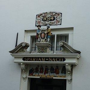 poort uit 1614 van Willem Vroesenhuis