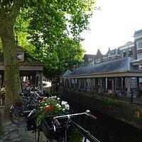 De 18de eeuwse visbanken