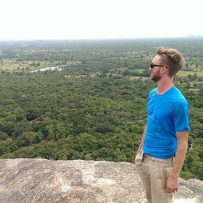 Our tour to Pidurangalla