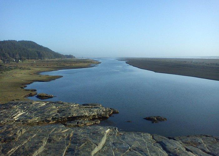 Desembocadura Río Mataquito