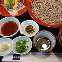 そば定食¥1400